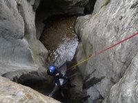 Canyoning for bachelor parties