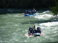 Rafting for bachelor parties /