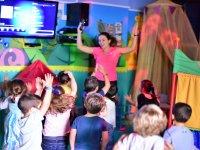 Ballando con i bambini