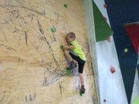 Boulder en The Climb