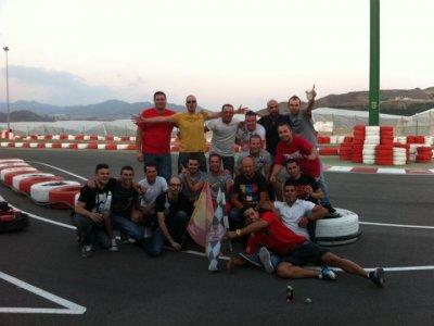 Aguilas Karting Club Despedidas de Soltero