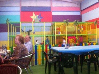 Centro de ocio - cafetería Entre Todos Parques Infantiles