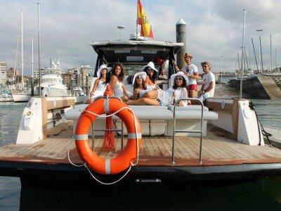 Despedida Gijon Paseos en Barco