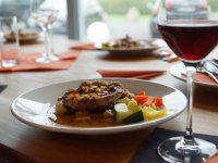 Menus en restaurantes Ribera de Duero