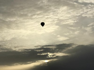 Hot-air balloon rental in Sevilla