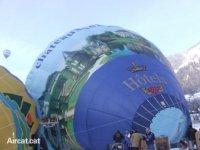 空气静压气球