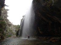 inmensas cascadas