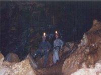 Making caving in Teruel