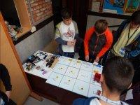 儿童机器人活动