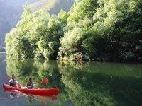Canoas por el Sella desde Arriondas