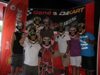 Karts for bachelor parties in Barcelona