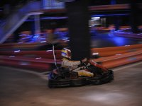 Karting race for bachelor parties