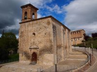 iglesia de santa maria jus del castillo