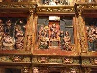 Altarpiece in Corbera