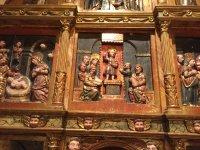 Pala d'altare in Corbera