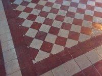 Piastrelle centenarie in Corbera