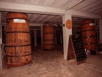 Production of the cellar