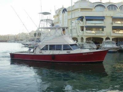 Pesca en barco Pesca
