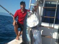 Capturas mas grandes que el pescador