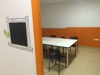 Sala de estudio academia de ingles Chiclana