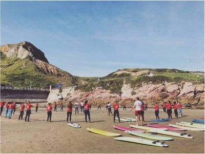 Alamar Surf House Campamentos de Surf