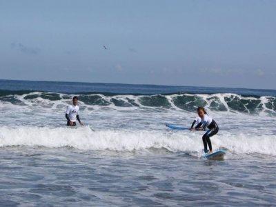 Campamentos de surf en salinas castrill n asturias - Tiempo en salinas castrillon ...