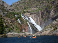Saltos de agua del Ezaro