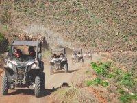 Touring Lanzarote con i buggy