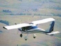 Flights in light plane