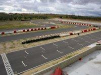 Circuito largo y con gran anchura
