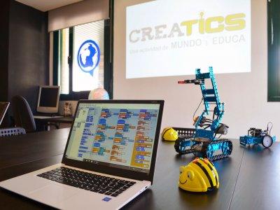 Creatics Mundo Educa