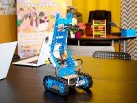 Robotica en el campamento de Valladolid