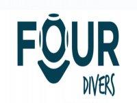 Four Divers Vela