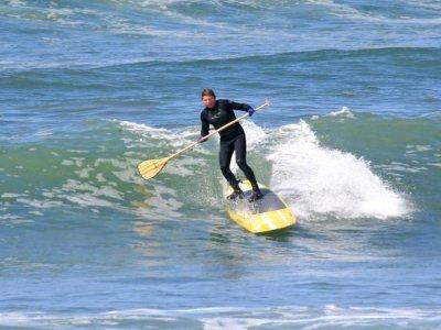 Langre Surf School Paddle Surf