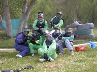 Farewell paintball