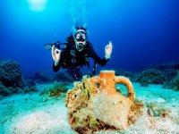 Cursos de buceo en el Mediterráneo