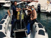 Submarinismo en Jávea