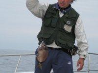 Pesca pescata