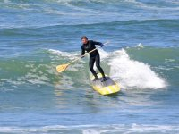 iniciate en las olas