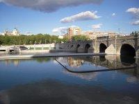 Madrid río. Puente de Segovia