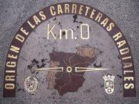 El Km 0 Madrid