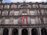 Casa de la Panadería. Plaza Mayor Madrid