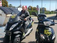 Motorcycle rental in Menorca