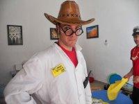 Profesor del campamento urbano en Zaragoza
