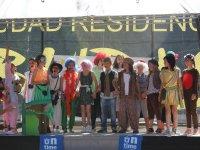 Teatro en el campamento de ingles de Huesca