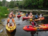 kayaks y amigos