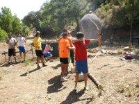 Campo di tiro con l'arco a Malaga