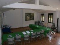Sala da pranzo campo a Malaga