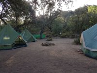 Tende per campeggio a Malaga