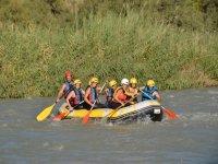 Rafting nel campo a Malaga